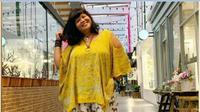 Ririe Bogar Tekuni Dunia Fashion Plus Size foto: istimewa