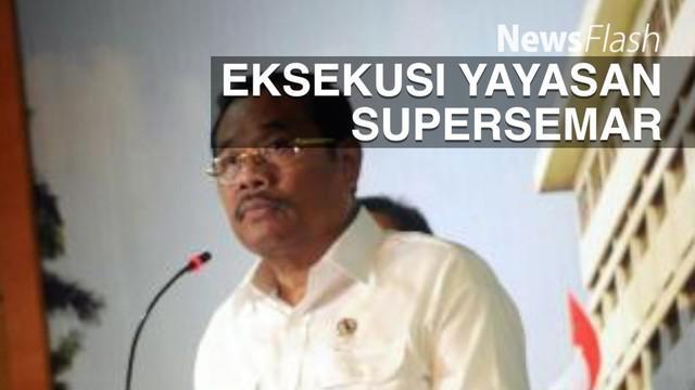aksa Agung Muhammad Prasetyo tak menampik pihaknya kekurangan dana untuk mengeksekusi aset Yayasan Supersemar. Menurut dia, dana itu amat diperlukan untuk melaksanakan eksekusi.