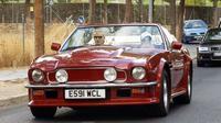 Masuk jajaran koleksi David Beckham selama 15 tahun, Aston Martin V8 Volante dijual di situs jual beli online (Autoevolution)