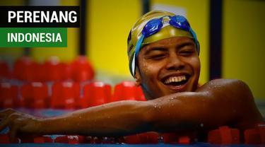 Berita video para perenang Indonesia yang berstatus pemegang rekor di SEA Games.