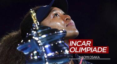 Berita Video Setelah Menangkan Australia Terbuka 2021, Naomi Osaka Incar Olimpiade Tokyo 2021