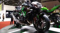 Kawasaki Z-H2 resmi meluncur di Tokyo Motor Show 2019 (Ray/ Otosia.com)