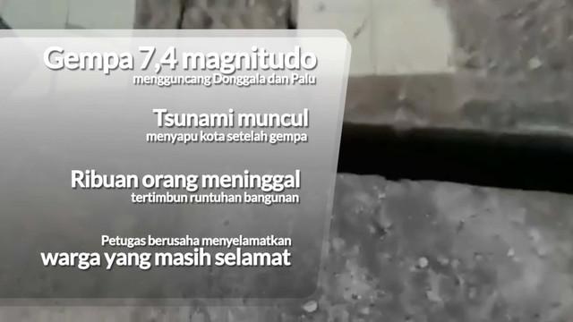 Mari bersama KLY, kita bantu ringankan duka saudara-saudara kita di Sulawesi Tengah dengan berdonasi. Berapapun nominalnya, akan sangat membantu mereka.