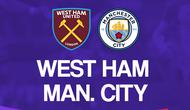 Liga Inggris: West Ham United Vs Manchester City. (Bola.com/Dody Iryawan)