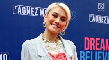 Agnes Monica alias Agnez Mo