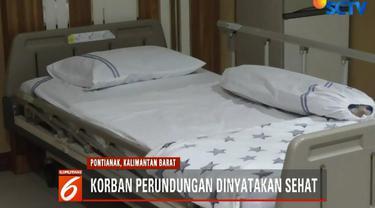 Namun, di kediaman AU di komplek Mitra Utama 2, Kota Pontianak, ternyata dalam keadaan kosong. Menurut RT setempat, AU tidak pulang ke rumah tersebut tapi ke rumah neneknya.