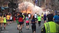 Bom Boston adalah aksi teror dalam acara Boston Maraton 2013, 3 orang tewas dan 264 terluka akibat aksi teror ini