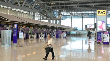 Bandara Suvarnabhumi di Bangkok