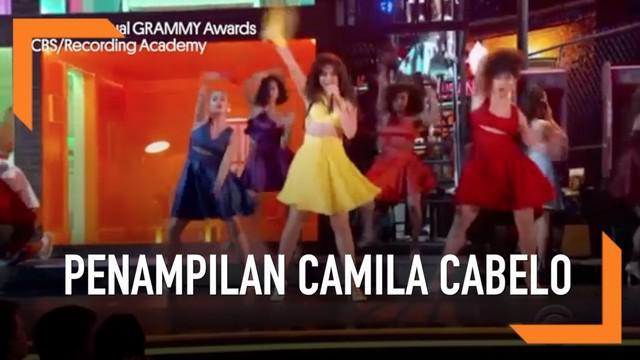Grammy Awards 2019 dibuka penampilan Camila Cabello berkolaborasi dengan  Young Thug dan Ricky Martin. Ajang penghargaan ini di gelar di Staples Center, Los Angeles, Amerika Serikat.