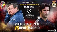 Prediksi Prediksi Viktoria Plzeň Vs Real Madrid (Liputan6.com/Trie yas)