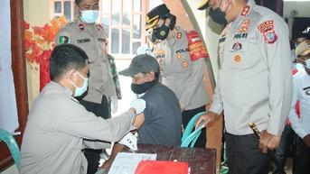 Percepat Capaian Vaksinasi, Kapolda Sulut Sisir Wilayah Bolmong