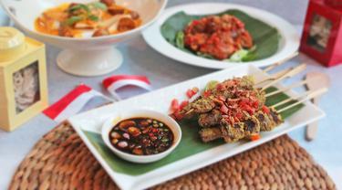 Sajian Kuliner dan Pameran Budaya Indonesia Siap Semarakkan Kemerdekaan RI Ke 73