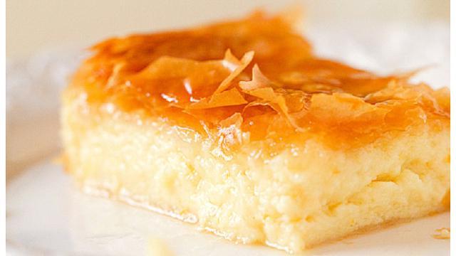 Ini Dia 10 Hidangan Dessert Khas Yunani Lifestyle Liputan6 Com