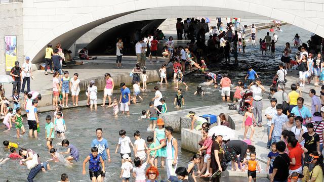 Sungai Cheonggyecheon
