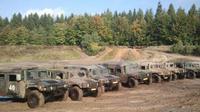 498 unit Humvee yang digunakan pada perang di tahun 1999 siap dibeli konsumen melalui lelang online.
