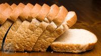 Ilustrasi Roti Tawar (iStockphoto)