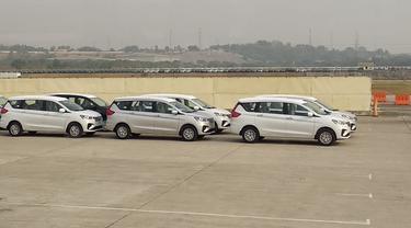 Suzuki Ertiga versi ekspor