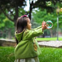 ilustrasi anak bermain/Photo by Leo Rivas on Unsplash