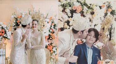 Resmi Menikah, Ini 6 Potret Kedekatan Faradilla Yoshi dengan Anak Bryan McKenzie