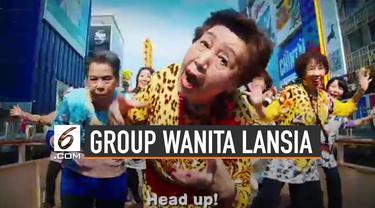Ini Dia Video Klip Lagu Rap Idol Group Wanita Lansia