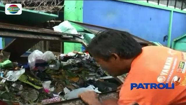 Seorang pemulung temukan jasad bayi perempuan di tong sampah kompleks Stadion Kamal Junaidi, Jepara.