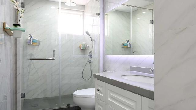 8 Inspirasi Menata Kamar Mandi Agar Serasa Di Hotel Mewah Lifestyle Liputan6 Com