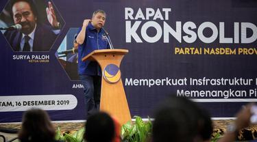 Wakil Ketua DPP Partai Nasdem Ahmad Ali