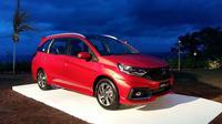 Honda Mobilio 2017 memiliki paket servis yang lebih murah.