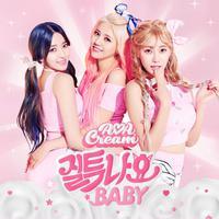 AOA Cream (via Soompi.com)