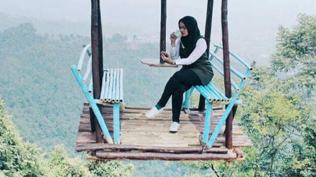 5 Tempat Wisata Bogor Ini Punya Spot Swafoto Paling Kece Citizen6