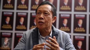 20151206-Kepala Badan Intelijen Negara (BIN) Letjen (Purn) Sutiyoso-Jakarta