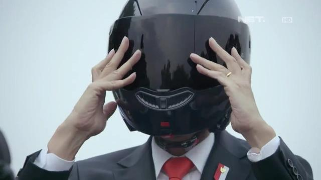 Lihat di sini bagaimana penampakan cincin kawin Jokowi, Presiden Republik Indonesia, penasaran?
