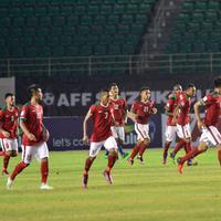 Timnas Indonesia takluk 2-4 dari Thailand dalam laga pembuka Grup A Piala AFF 2016. (affsuzukicup.com)