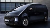 Hyundai Staria. (Hyundai)