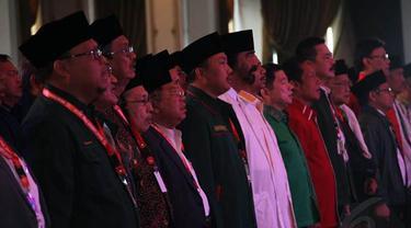 Tokoh Partai Koalisi Jokowi Hadiri Muktamar PKB