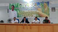 Rakor UPSUS LTT Kab Ketapang, Rabu (25/09/19).
