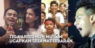 Hari Raya Idul Fitri menjadi momentum untuk mengembalikan indahnya toleransi beragama.