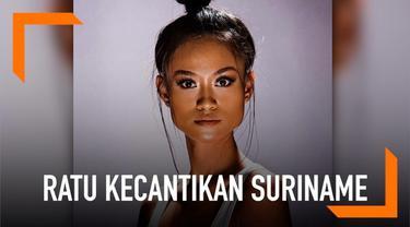 Ratu Kecantikan Suriname 2019 menjadi sorotan karena menyapa masyarakat Indonesia dengan bahasa Jawa. Sri Dewi merupakan wanita keturunan asli indonesia.
