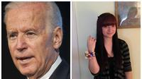Maselli  dan Joe Biden. (ABC News)