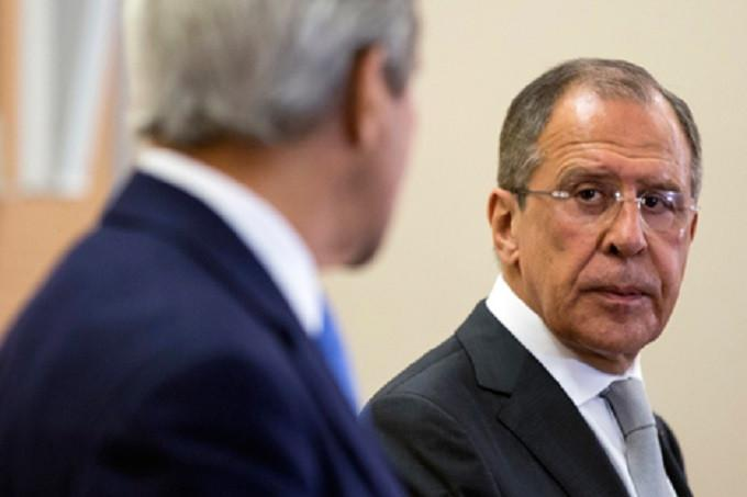 Menteri Luar Negeri Rusia Sergey Lavrov (AP)