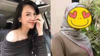 Imaz Fitria pakai hijab (Sumber: Instagram/imazfitria)