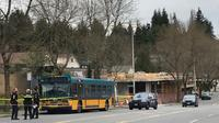 Penembakan membabi buta serang jalanan di Seattle (AP/Gene Johnson)