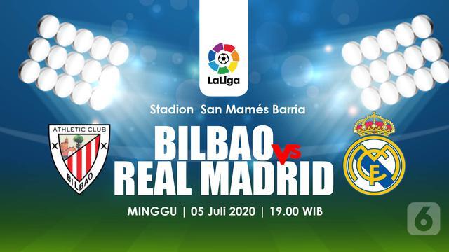 Prediksi Athletic Bilbao Vs Real Madrid Tes Berat Untuk Los Blancos Bola Liputan6 Com