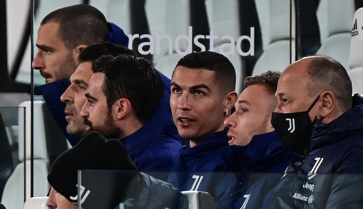 FOTO: Tanpa Cristiano Ronaldo, Juventus Hajar Lazio 3-1 - Dunia Bola.com