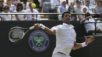 Novak Djokovic. (AP Photo/Tim Ireland)