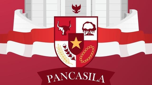Ilustrasi Pancasila. (Photo on Freepik)