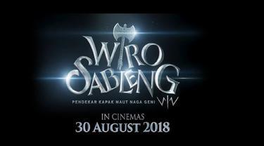 Setelah merilis video teaser trailer, Lifelike Pictures akhirnya memamerkan trailer penuh Wiro Sableng untuk pertama kalinya pada hari ini, Sabtu (28/7/2018).