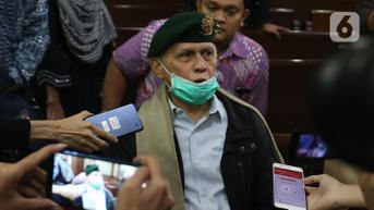 Kivlan Zen Divonis 4 Bulan Penjara dalam Kasus Senjata Api Ilegal