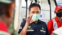 Kepala BPH Migas, M. Fansurullah Asa, telah menginstruksikan Pertamina untuk tetap menjamin ketersediaan dan kelancaran distribusi BBM untuk wilayah Ibukota dan sekitarnya. (Dok BPH Migas)
