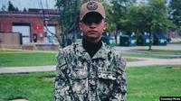 Jovan Zachary Winarno, Pemuda Surabaya yang Berhasil Jadi Tentara AS. Dok. Jovan